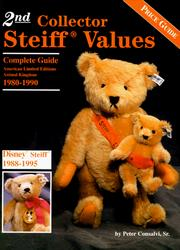 Cover of: Collector Steiff values