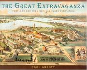 Cover of: The Great Extravaganza