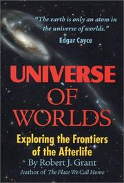 Cover of: Universe of worlds