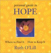 Cover of: A Personal Guide to Hope