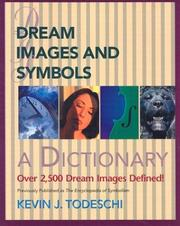 Cover of: Dream images and symbols