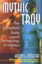 Cover of: Mythic Troy