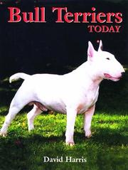 Cover of: Bull terriers today