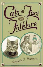 Cover of: Cats in fact and folklore