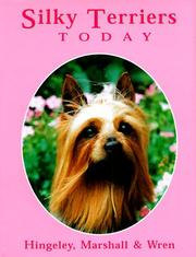 Cover of: Silky terriers today