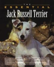 Cover of: The essential Jack Russell terrier | consulting editor, Ian Dunbar ; featuring photographs by Renée Stockdale.