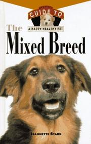 Cover of: mixed breed | Jeannette Stark