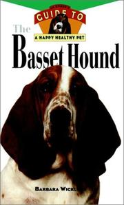 Cover of: The basset hound
