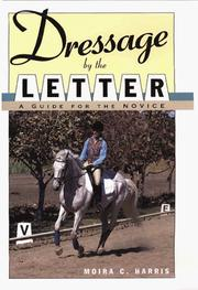 Cover of: Dressage by the letter