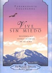 Cover of: Vive Sin Miedo