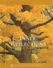 Cover of: Inner Reflections 2007 Engagement Calendar