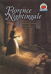 Cover of: Florence Nightingale (On My Own Biography)