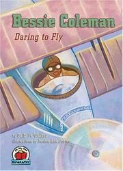 Cover of: Bessie Coleman | Sally M. Walker