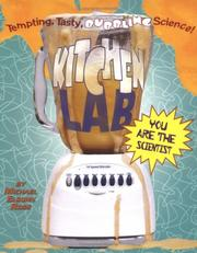 Cover of: Kitchen Lab (You Are the Scientist)