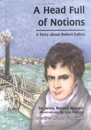 Cover of: A Head Full of Notions | Andy Russell Bowen