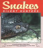 Cover of: Snakes