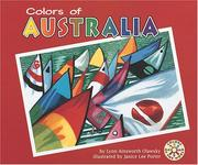 Cover of: Colors of Australia