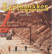 Cover of: Earthquakes