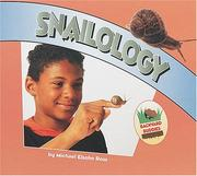 Cover of: Snailology
