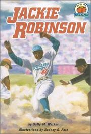 Cover of: Jackie Robinson (On My Own Biography)
