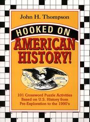 Cover of: Hooked on American history! by John H. Thompson