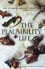 Cover of: The Plausibility of Life | Marc W. Kirschner