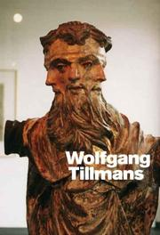 Cover of: Wolfgang Tillmans