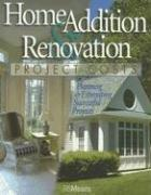 Home Addition & Renovation Project Costs by