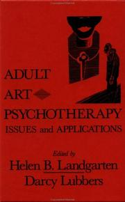 Cover of: Adult Art Psychotherapy |