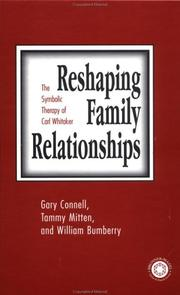 Cover of: Reshaping family relationships