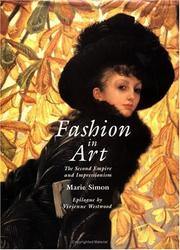Cover of: Fashion in Art