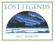 Cover of: Lost legends