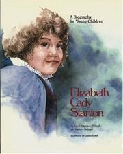 Cover of: Elizabeth Cady Stanton