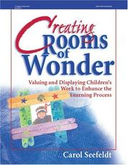Cover of: Creating rooms of wonder