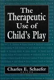 Cover of: Therapeutic Use of Child's Play (Therapeutic Use of Childs Play CL)