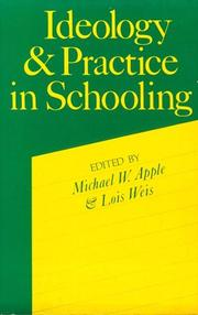 Cover of: Ideology and practice in schooling
