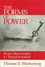 Cover of: The Forms of Power | Thomas E. Wartenberg