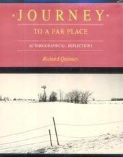 Cover of: Journey to a far place | Richard Quinney