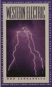 Cover of: Western electric
