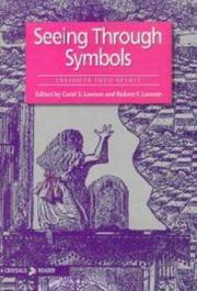Cover of: Seeing through symbols |