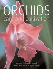 Cover of: Orchids | Gerald Leroy-Terquem