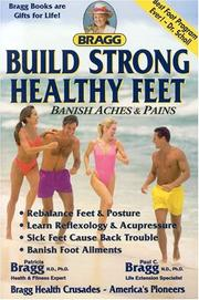 Cover of: Build Strong Healthy Feet | Patricia Bragg