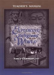 Cover of: Exploring the Religions of Our World |