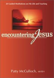 Cover of: Encountering Jesus
