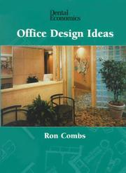 Cover of: Office design ideas