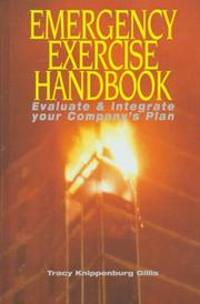 Cover of: Emergency Exercise Handbook