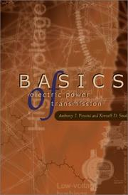 Cover of: Guide to electric power transmission