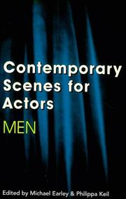 Cover of: Contemporary Scenes for Actors