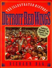 Cover of: The Detroit Red Wings