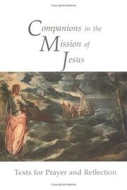 Cover of: Companions in the Mission of Jesus | Jesuits.